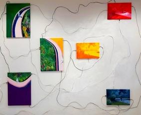 Siwiak Karolina Maria_The Paint-Installation II_1