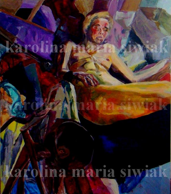 Karolina Maria Siwiak_Obraz Obrazy Sztuka Siwiak Art_Copy Rights by Karolina Maria Siwiak Only_01a